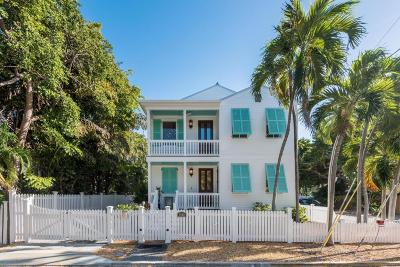 Key West Single Family Home For Sale: 1500 Albury Street