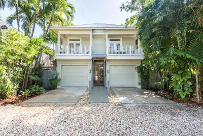 Key West FL Single Family Home For Sale: $2,195,000