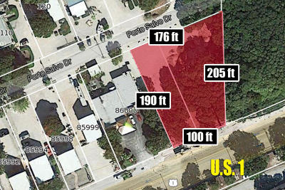 Commercial For Sale: Overseas Highway