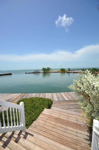 Monroe County Condo/Townhouse For Sale: 2600 Overseas Highway #Tranquil