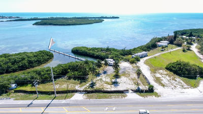 Monroe County Residential Lots & Land For Sale: 59740 Overseas Highway