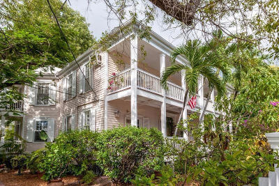 Key West FL Single Family Home For Sale: $3,995,000