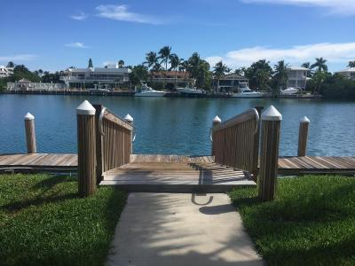 Big Pine, Big Pine Key, Conch, Duck, Key Colony, Key Colony Beach, Layton, Long Key, Marathon, No Name, Summerland, Summerland Key Boat Slip For Sale: 127 Harbor Village Drive #27