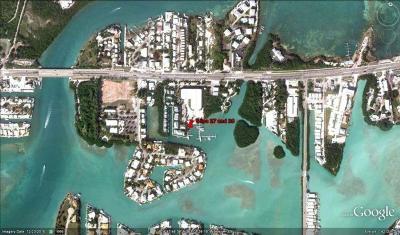 Big Pine, Big Pine Key, Conch, Duck, Key Colony, Key Colony Beach, Layton, Long Key, Marathon, No Name, Summerland, Summerland Key Boat Slip For Sale: 12411 Overseas Highway #22C