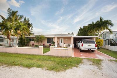 Big Coppitt FL Single Family Home For Sale: $630,000