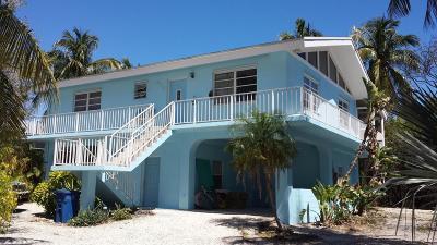 Key Largo Single Family Home For Sale: 974 Gibraltar Road