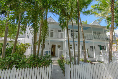Key West FL Condo/Townhouse For Sale: $915,000
