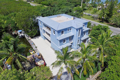 Islamorada Single Family Home For Sale: 95 Sea Lane