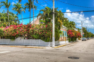 Key West FL Single Family Home For Sale: $1,499,000