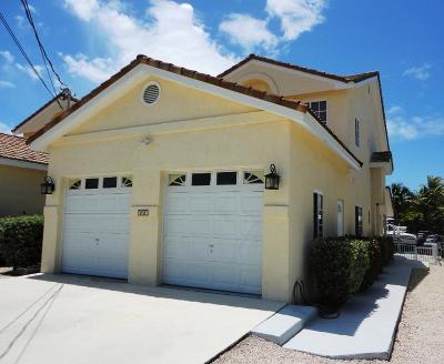 Monroe County Half Duplex For Sale: 351 9th Street