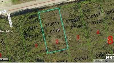 Monroe County Residential Lots & Land For Sale: Lot 2 Mariposa Road