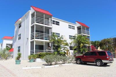 Monroe County Condo/Townhouse For Sale: 605 Sombrero Beach Road #203