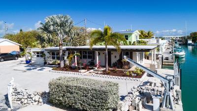 Marathon Single Family Home For Sale: 11296 5th Avenue Ocean
