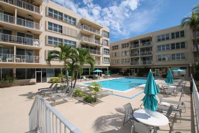 Condo/Townhouse For Sale: 88500 Overseas Highway #233