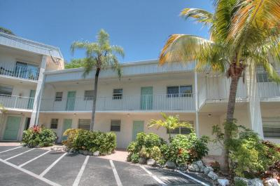 Key Largo Condo/Townhouse For Sale: 300 Ocean Drive #24