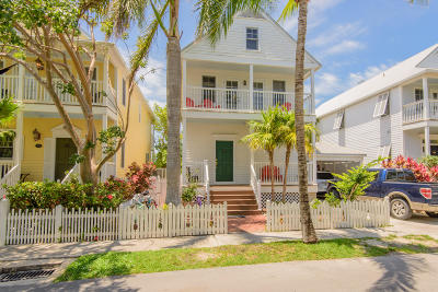 Key West FL Single Family Home For Sale: $779,000