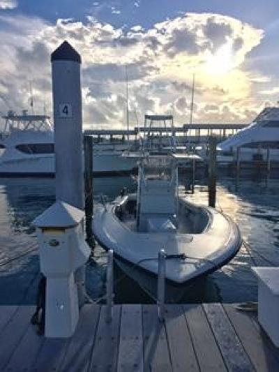 Big Pine Key, County, Islamorada, Key Colony, Key Colony Beach, Key Largo, Key West, Layton, Long Key, Marathon, Other, Summerland Key, Tavernier Boat Slip For Sale: 951 Caroline Street #SLIP 4
