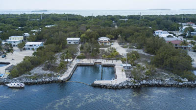 Key Largo Single Family Home For Sale: 95351 Overseas Highway