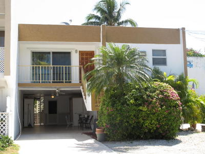 Islamorada FL Condo/Townhouse For Sale: $459,000