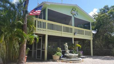 Monroe County Single Family Home For Sale: 30117 Angelfish Road