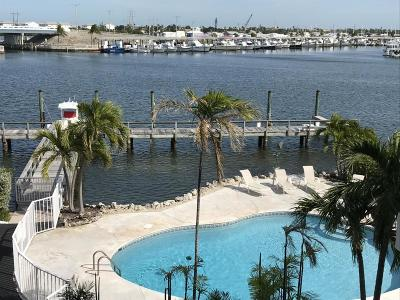 Key West Condo/Townhouse For Sale: 833 Eisenhower Drive #201