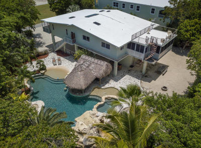 Islamorada Single Family Home For Sale: 195 N Airport Road