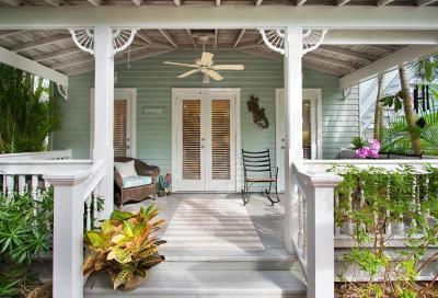 Key West FL Condo/Townhouse For Sale: $879,000