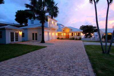 Key Largo Single Family Home For Sale: 130 Point Pleasant Drive