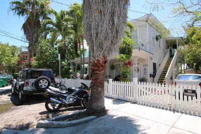 Key West FL Duplex For Sale: $1,200,000