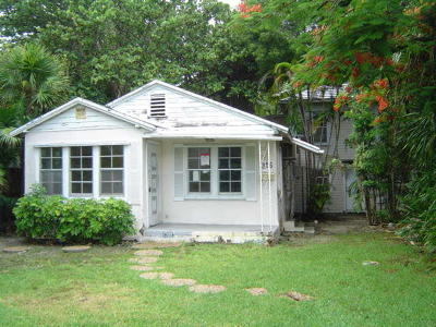 Key West FL Single Family Home For Sale: $350,000