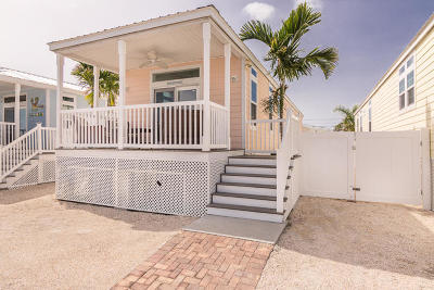 Key West Single Family Home For Sale: 5031 5th Avenue #51