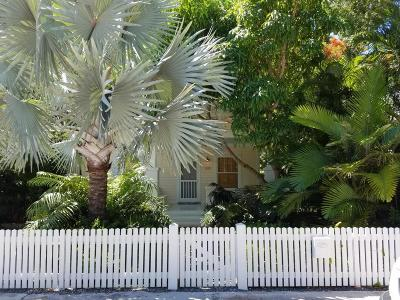 Key West FL Single Family Home For Sale: $1,295,000
