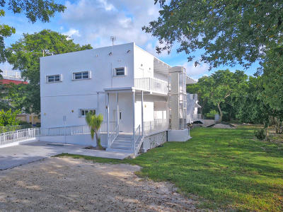 Marathon Commercial For Sale: 14 125th Street Gulf