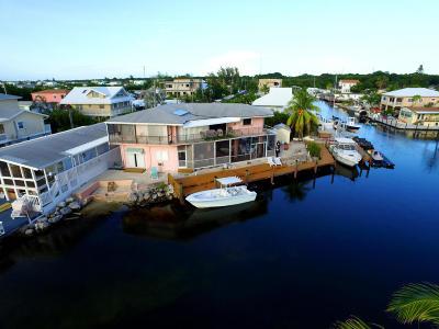Key Largo Single Family Home For Sale: 35 Eagle Drive