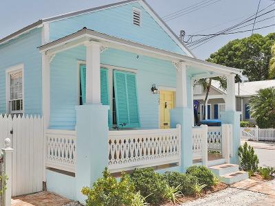 Key West FL Single Family Home For Sale: $650,000