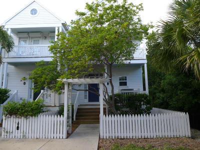 Monroe County Condo/Townhouse For Sale: 11600 1st Avenue Gulf #67