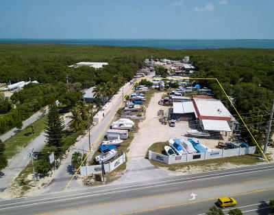 Islamorada Commercial For Sale: 86500 Overseas Highway