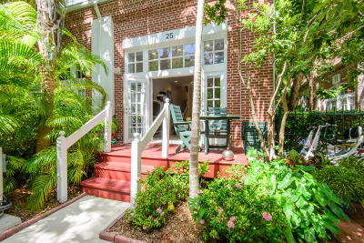 Key West Condo/Townhouse For Sale: 101 Front Street #25