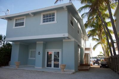 Key Largo Single Family Home For Sale: 42 Sexton Cove Road