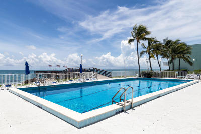 Monroe County Condo/Townhouse For Sale: 201 E Ocean Drive #207