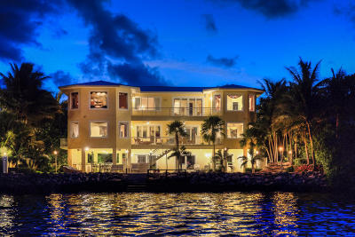 Key Largo Single Family Home For Sale: 550 Ocean Cay Drive