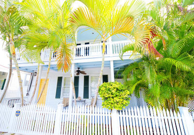 Key West FL Condo/Townhouse For Sale: $750,000