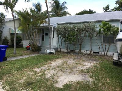 Key West FL Single Family Home For Sale: $460,000