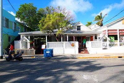 Key West FL Commercial For Sale: $3,900,000