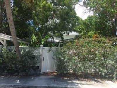 Key West FL Single Family Home For Sale: $925,000