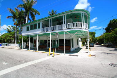 Key West FL Multi Family Home For Sale: $2,995,000