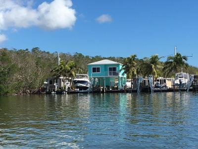 Key Largo Single Family Home For Sale: 325 Calusa Street #327