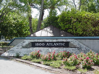 Monroe County Condo/Townhouse For Sale: 1800 Atlantic Boulevard #C429