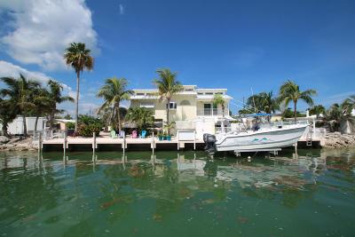 Marathon Single Family Home For Sale: 11563 4th Avenue Ocean & 11554 5th Avenue