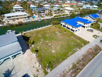 Monroe County Residential Lots & Land For Sale: 425 Sombrero Beach Road